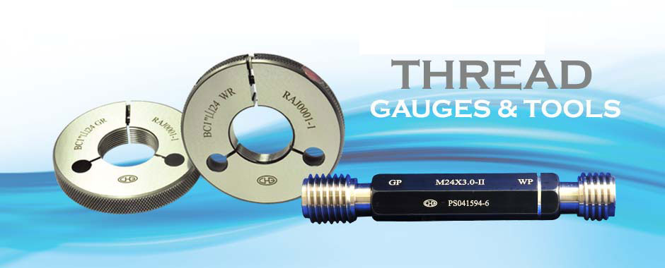 Thread Gauges and Tools